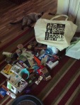 BlogPaws vendor swag gifts