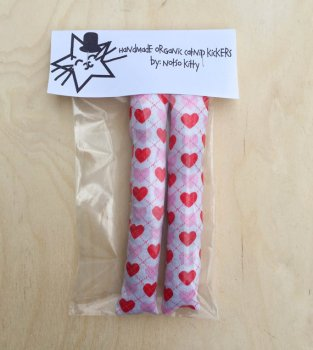 etsy catnip kicker cat Valentine's Day gift