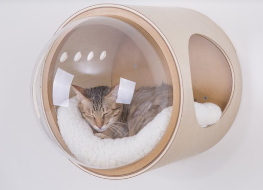 SpaceshipCatBed