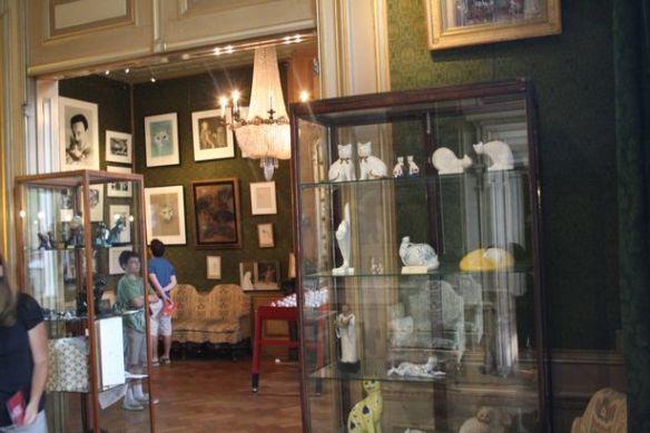 Amsterdam cat museum