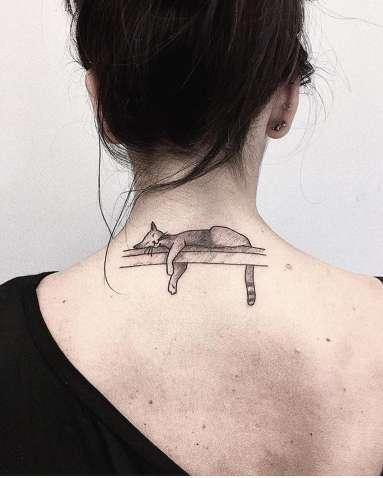 Sleeping-cat-tattoo-1